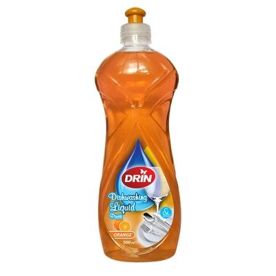 Drin Dishwashing Orange 500ml