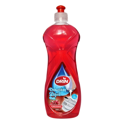 Drin Dishwashing Pomegranate 500ml