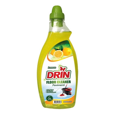 Drin Floor Cleaner Lemon 1L