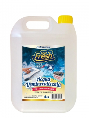 Demineralized Water 4L