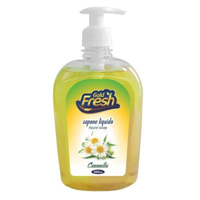 Gold Fresh Liquid Soap Camomile 500ml