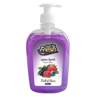 Gold Fresh Liquid Soap Frutti di Bosco 500ml