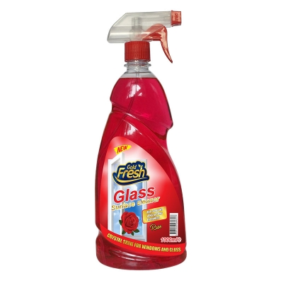 Gold Fresh Glass Cleaner Rose 1L