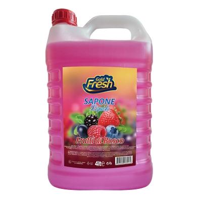 Gold Fresh Liquid Soap Berries 4L