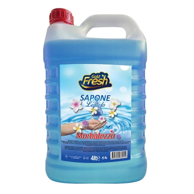 Gold Fresh Liquid Soap Soft Touch 4L