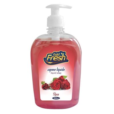 Gold Fresh Liquid Soap Rosa 500ml